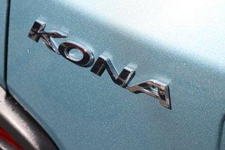 2018 Hyundai Kona OS.2 MY19 Active 2WD Blue 6 Speed Sports Automatic Wagon