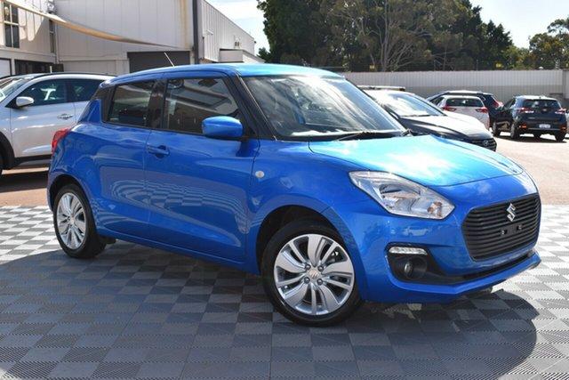 Used Suzuki Swift AZ GL Navigator, 2019 Suzuki Swift AZ GL Navigator Blue 1 Speed Constant Variable Hatchback