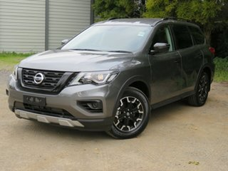 2019 Nissan Pathfinder R52 Series III MY19 ST+ X-tronic 2WD N-TREK Gun Metallic 1 Speed