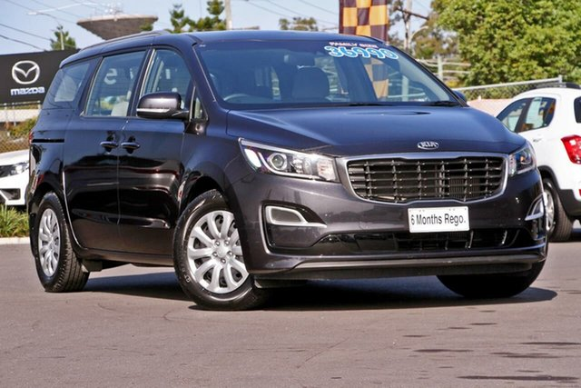 Used Kia Carnival YP MY19 S, 2018 Kia Carnival YP MY19 S Grey 8 Speed Sports Automatic Wagon