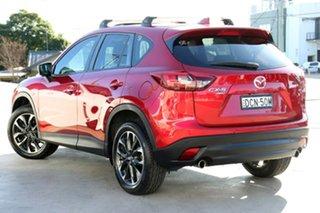 2015 Mazda CX-5 KE1022 Akera SKYACTIV-Drive AWD Soul Red 6 Speed Sports Automatic Wagon.