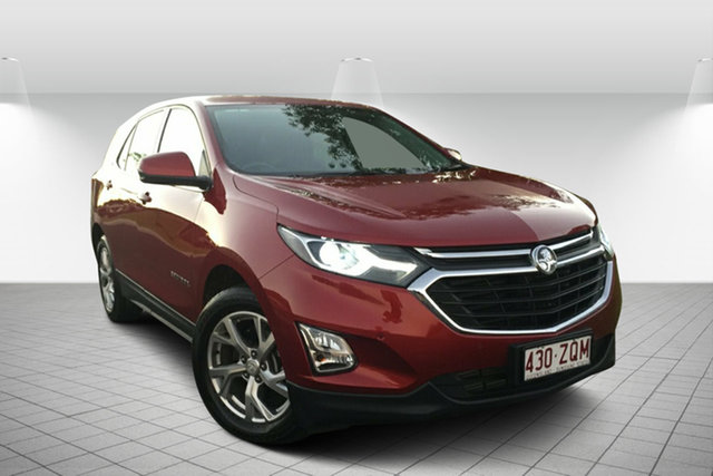 Used Holden Equinox EQ MY18 LT FWD, 2018 Holden Equinox EQ MY18 LT FWD Red 9 Speed Sports Automatic Wagon