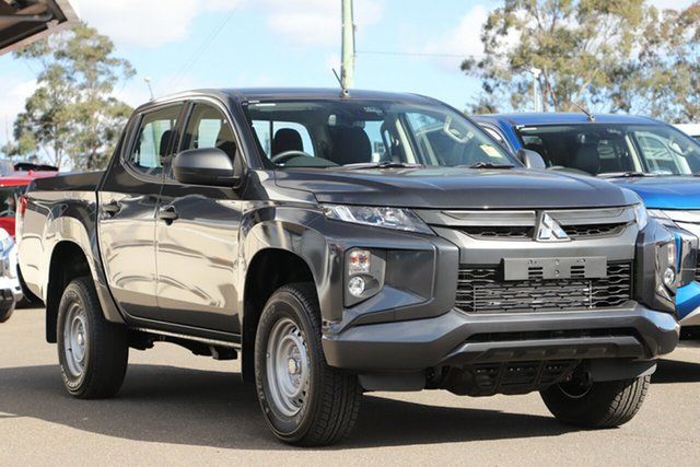 New Mitsubishi Triton MR MY20 GLX Double Cab ADAS, 2020 Mitsubishi Triton MR MY20 GLX Double Cab ADAS U28 6 Speed Sports Automatic Utility