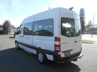 2014 Mercedes-Benz Sprinter 906 MY14 Transfer White 7 Speed Automatic Bus.