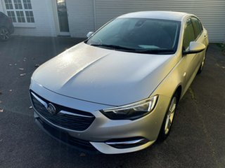 2018 Holden Commodore ZB MY18 LT Liftback Nitrate 9 Speed Sports Automatic Liftback.