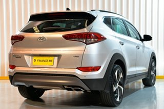 2016 Hyundai Tucson TLE Highlander AWD Silver 6 Speed Sports Automatic Wagon