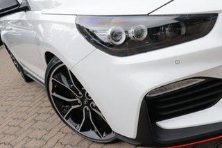 2020 Hyundai i30 PDe.3 MY20 N Performance Polar White 6 Speed Manual Hatchback.