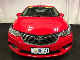2017 Holden Astra BL MY17 LS+ Red 6 Speed Sports Automatic Sedan
