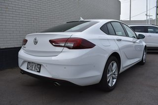 2018 Holden Commodore ZB MY18 LT Liftback White 9 Speed Sports Automatic Liftback