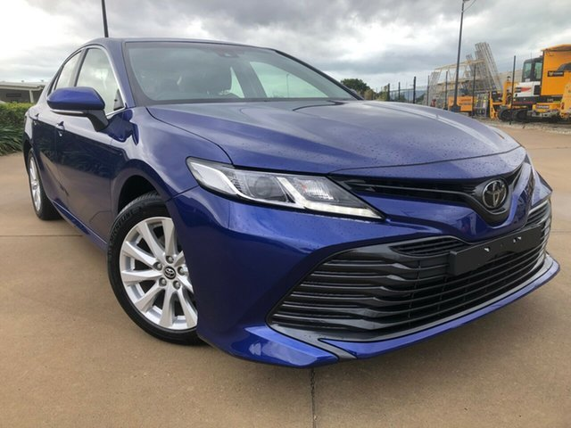 Used Toyota Camry ASV70R Ascent, 2019 Toyota Camry ASV70R Ascent Blue 6 Speed Sports Automatic Sedan