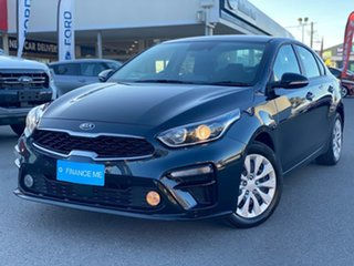 2019 Kia Cerato S Gravity Blue Sports Automatic Sedan.