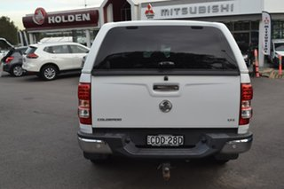 2014 Holden Colorado RG MY14 LTZ Crew Cab White 6 Speed Sports Automatic Utility