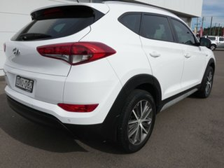 2017 Hyundai Tucson TL MY17 Active X 2WD White 6 Speed Sports Automatic Wagon