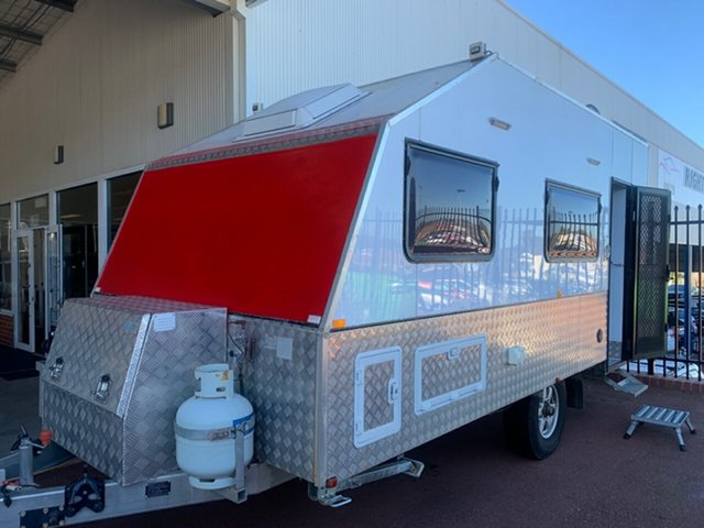 Used  Off Road  , 2017 Custom Mt Augustus Off Road Caravan