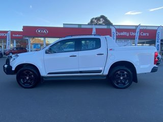 2015 Holden Colorado Z71 White Sports Automatic Dual Cab Utility