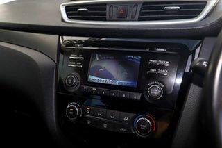 2016 Nissan Qashqai J11 ST White 1 Speed Constant Variable Wagon
