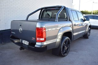 2016 Volkswagen Amarok 2H MY16 TDI420 4MOTION Perm Core Plus Grey 8 Speed Automatic Utility