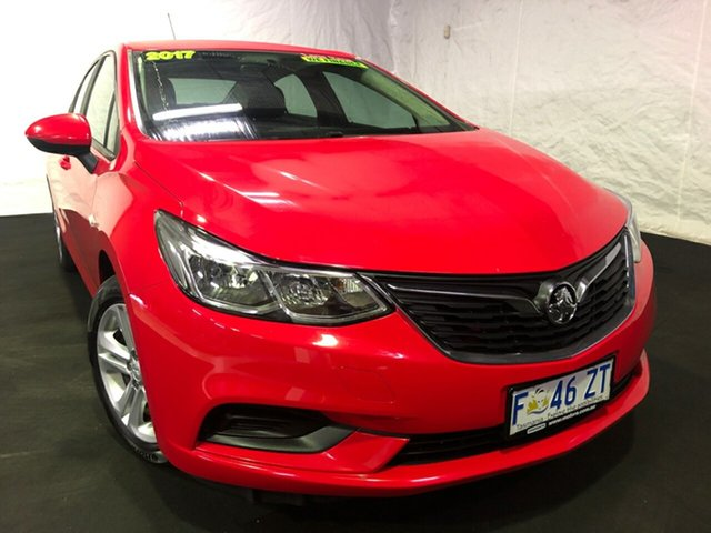 Used Holden Astra BL MY17 LS+, 2017 Holden Astra BL MY17 LS+ Red 6 Speed Sports Automatic Sedan