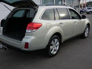 2011 Subaru Outback B5A MY11 2.0D AWD Premium Gold 6 Speed Manual Wagon