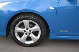 2012 Holden Cruze JH Series II MY13 SRi-V Blue 6 Speed Sports Automatic Sedan