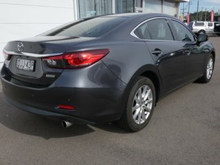 2013 Mazda 6 GJ1021 Touring SKYACTIV-Drive Grey 6 Speed Sports Automatic Sedan