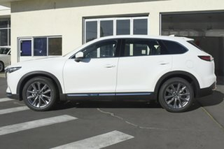 2020 Mazda CX-9 TC GT SKYACTIV-Drive White 6 Speed Sports Automatic Wagon
