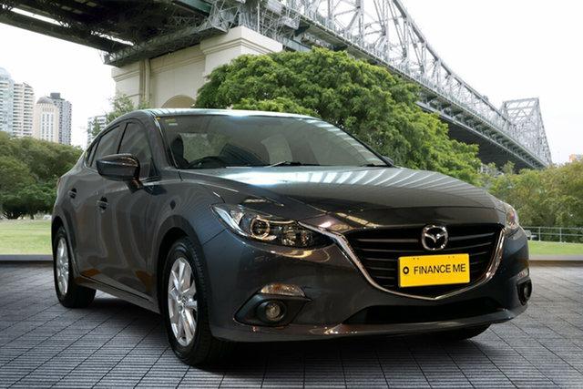 Used Mazda 3 BM5276 Maxx SKYACTIV-MT, 2015 Mazda 3 BM5276 Maxx SKYACTIV-MT Grey 6 Speed Manual Sedan