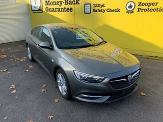 2018 Holden Commodore ZB MY18 LT Liftback Cosmic Grey 9 Speed Sports Automatic Liftback.