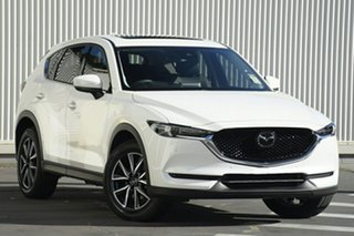 2021 Mazda CX-5 CX5K GT (AWD) 25d 6 Speed Automatic Wagon