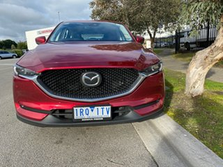 2019 Mazda CX-5 CX-5 GT SKYACTIV-Drive i-ACTIV AWD Soul Red Crystal 6 Speed Sports Automatic Wagon
