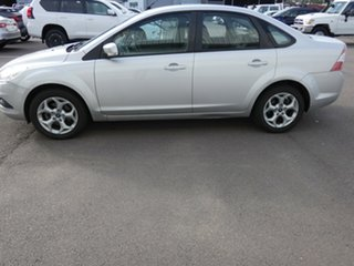2011 Ford Focus LV Mk II LX Silver 4 Speed Sports Automatic Sedan