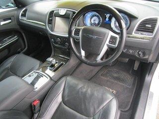 2012 Chrysler 300 LX MY12 C E-Shift Luxury White 8 Speed Sports Automatic Sedan