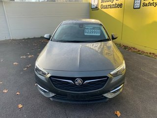 2018 Holden Commodore ZB MY18 LT Liftback Cosmic Grey 9 Speed Sports Automatic Liftback