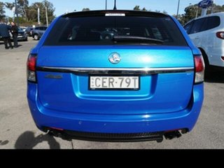 2009 Holden Commodore VE MY10 SS Blue 6 Speed Manual Sportswagon