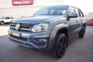 2016 Volkswagen Amarok 2H MY16 TDI420 4MOTION Perm Core Plus Grey 8 Speed Automatic Utility.