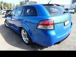 2009 Holden Commodore VE MY10 SS Blue 6 Speed Manual Sportswagon.