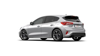 2019 Ford Focus SA 2020.25MY ST-Line Silver 8 Speed Automatic Hatchback