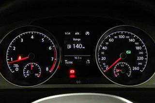 2015 Volkswagen Golf AU MY16 92 TSI Comfortline Blue 7 Speed Auto Direct Shift Hatchback