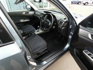 2008 Subaru Forester 79V MY08 X AWD Green 4 Speed Automatic Wagon