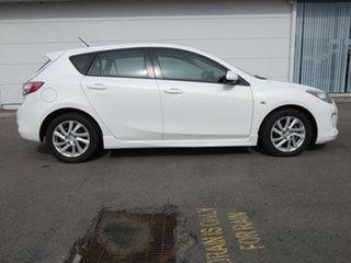 2012 Mazda 3 BL1072 SP20 SKYACTIV-Drive SKYACTIV White 6 Speed Sports Automatic Hatchback