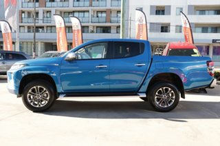 2020 Mitsubishi Triton MR MY20 GLX-R Double Cab Impulse Blue 6 Speed Sports Automatic Utility