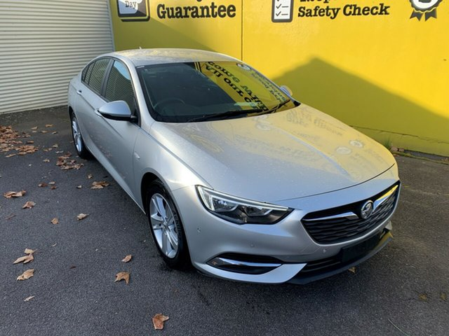 Used Holden Commodore ZB MY18 LT Liftback, 2018 Holden Commodore ZB MY18 LT Liftback Nitrate 9 Speed Sports Automatic Liftback