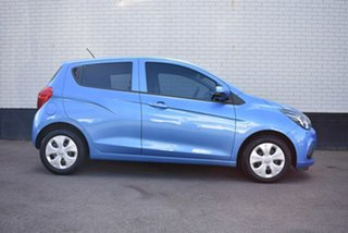 2015 Holden Spark MP MY16 LS Blue 1 Speed Constant Variable Hatchback