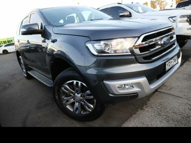 Used Ford Everest  , Ford  2017 SUV TREND . 3.2D 6SP RWD A