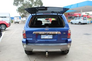 2006 Ford Escape ZC XLT Sport V6 Blue 4 Speed Automatic SUV