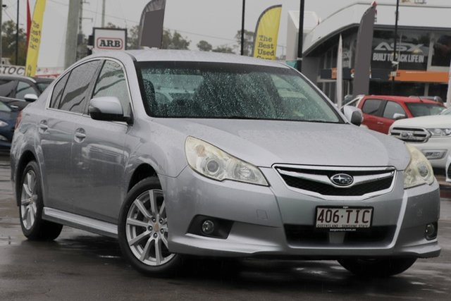 Used Subaru Liberty B5 MY12 2.5i Lineartronic AWD, 2011 Subaru Liberty B5 MY12 2.5i Lineartronic AWD Silver 6 Speed Constant Variable Sedan