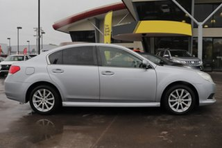 2011 Subaru Liberty B5 MY12 2.5i Lineartronic AWD Silver 6 Speed Constant Variable Sedan.