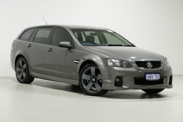 Used Holden Commodore VE II MY12.5 SV6 Z-Series, 2013 Holden Commodore VE II MY12.5 SV6 Z-Series Grey 6 Speed Automatic Sportswagon