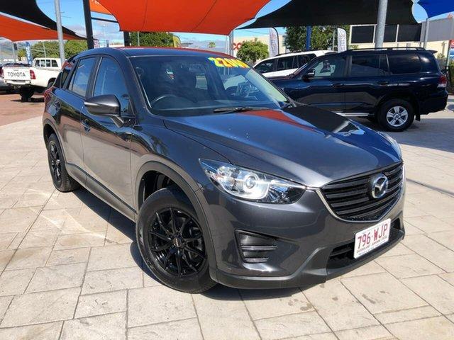 Used Mazda CX-5 KE1072 Maxx, 2016 Mazda CX-5 KE1072 Maxx Grey 6 Speed Manual Wagon