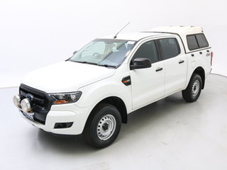2015 Ford Ranger PX MkII XL 3.2 (4x4) White 6 Speed Manual Chassis